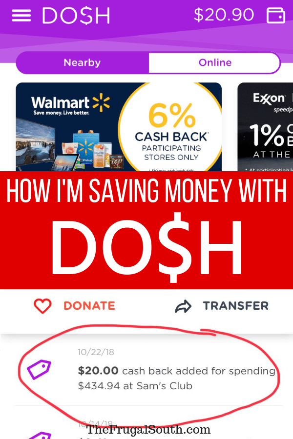 Why DOSH Is The Best Cash Back App