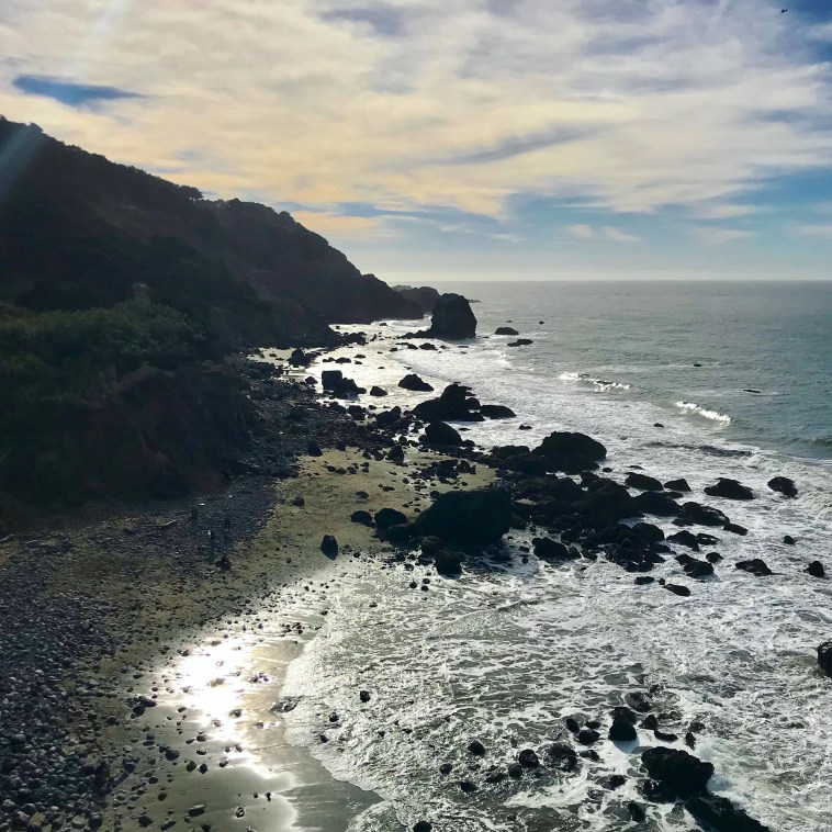 Lands End in Golden Gate National Recreation Area