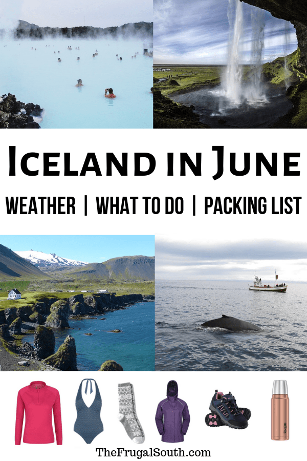 Iceland In June: Weather, What To Do, & Packing List