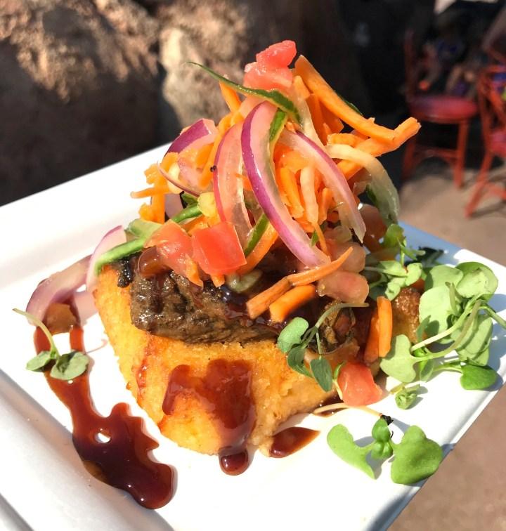 Beef Tenderloin at Food and Wine Fest