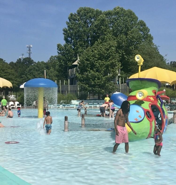 Emerald Pointe Water Park With Kids + Wet n Wild Discount