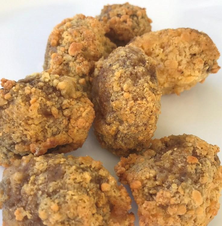 Crispy Air Fryer Mushrooms