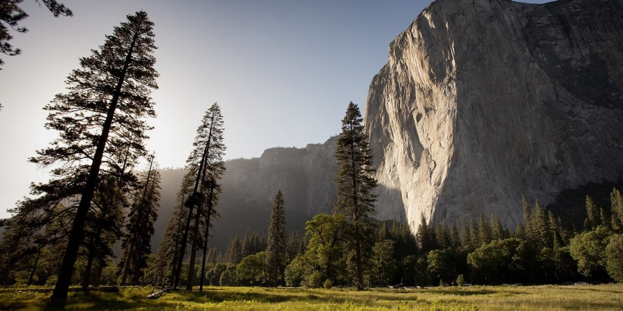 Hiking and Biking around Yosemite Valley