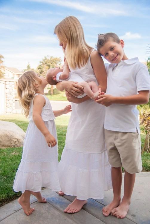 Kids and Vann