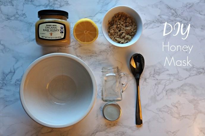 DIY_Honey_Mask