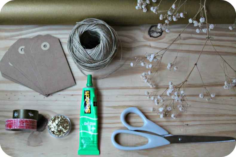 DIY Paquets Cadeaux - The Funky Fresh Project