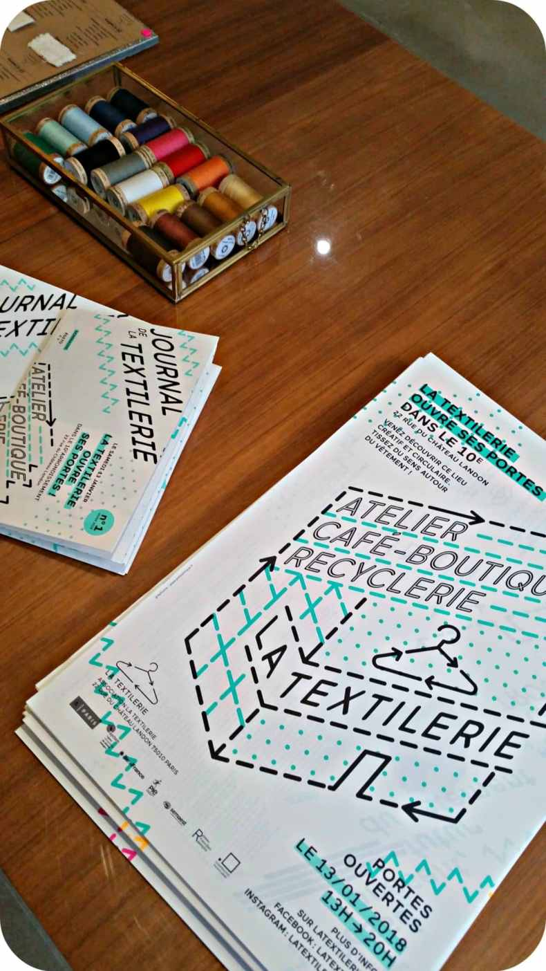 La Textilerie x The Funky Fresh Project