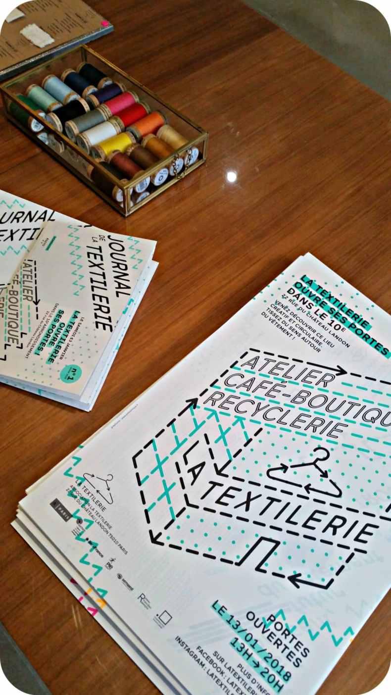 La Textilerie x The Funky Fresh Project