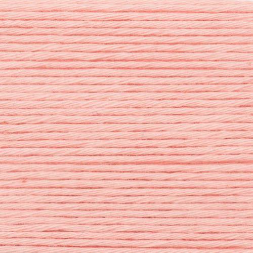 Coton Creative Cotton Aran Saumon - Rico Design - The Funky Fresh Project