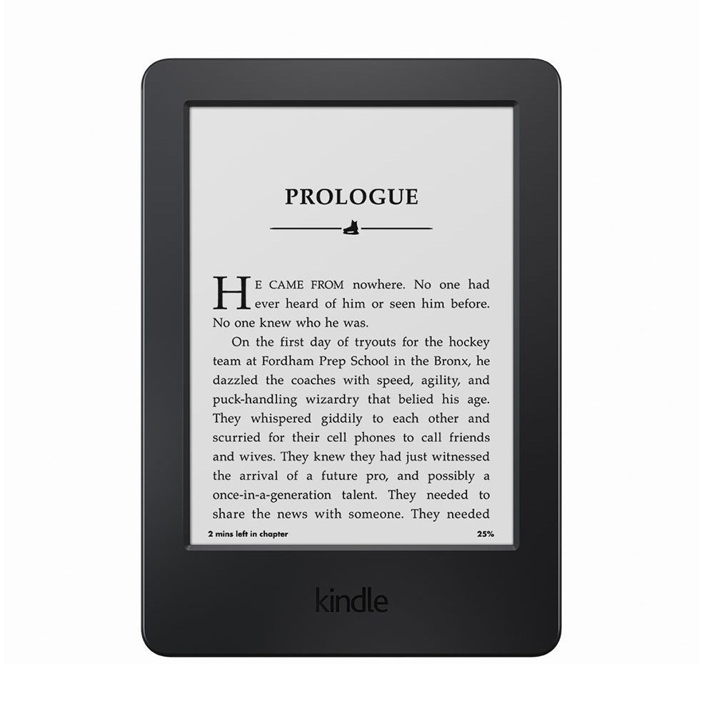 Kindle 6 Glare Free Touchscreen Display Is A Perfect Gift For Nanny