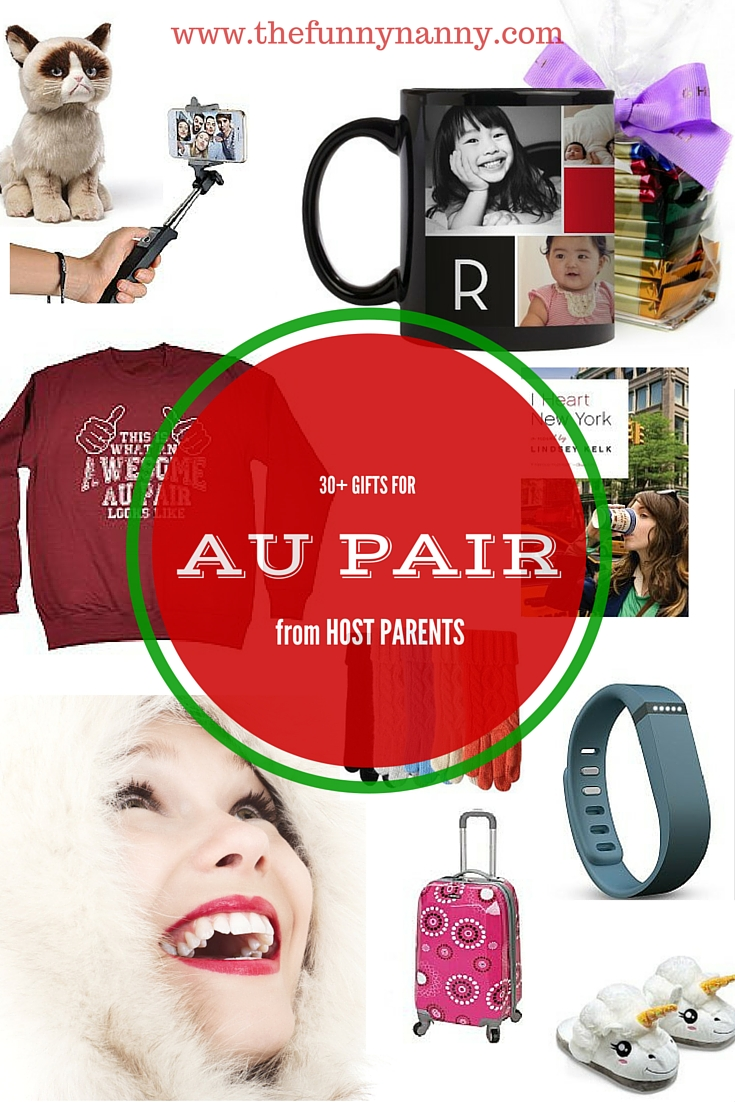 Holiday Gifts for Your Au Pair