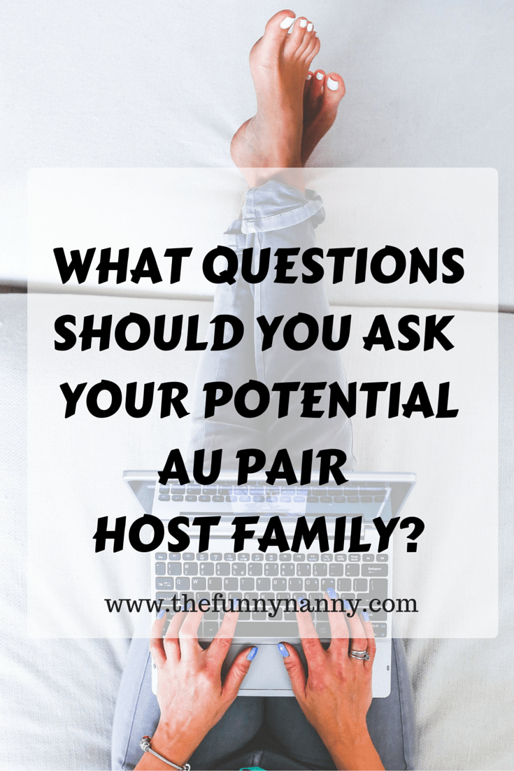Questions to ask potential au pair host family before matching with perfect host family make sure you ask them these important questions about spiritdancerdesigns Choice Image