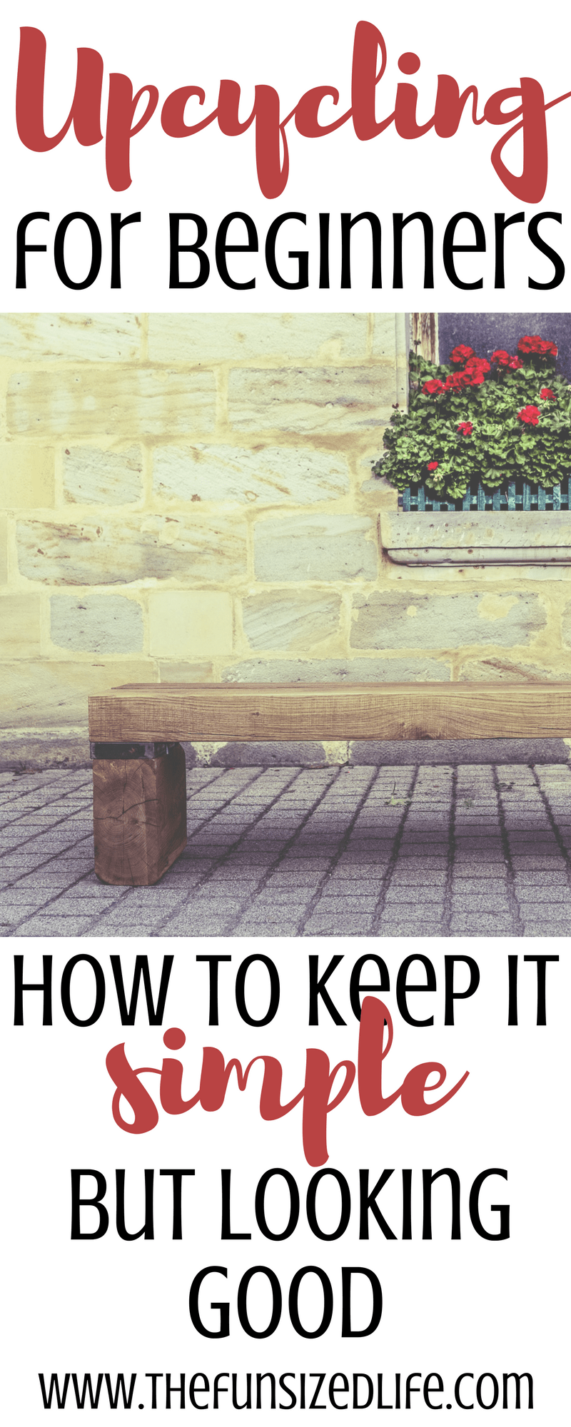 Learn to up-cycle furniture even if you're a beginner! #upcycle