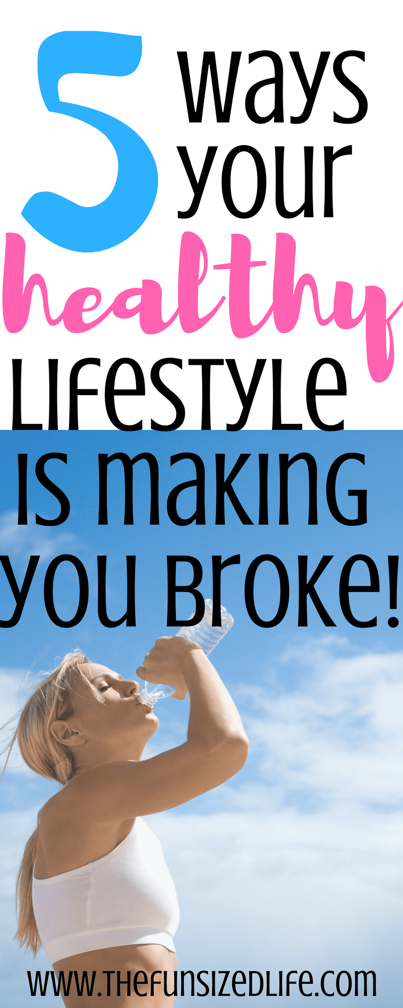 Being healthy can be super expensive! How to make your healthy lifestyle more affordable! #savemoney #health #gymmembership #eathealthy #dietplan