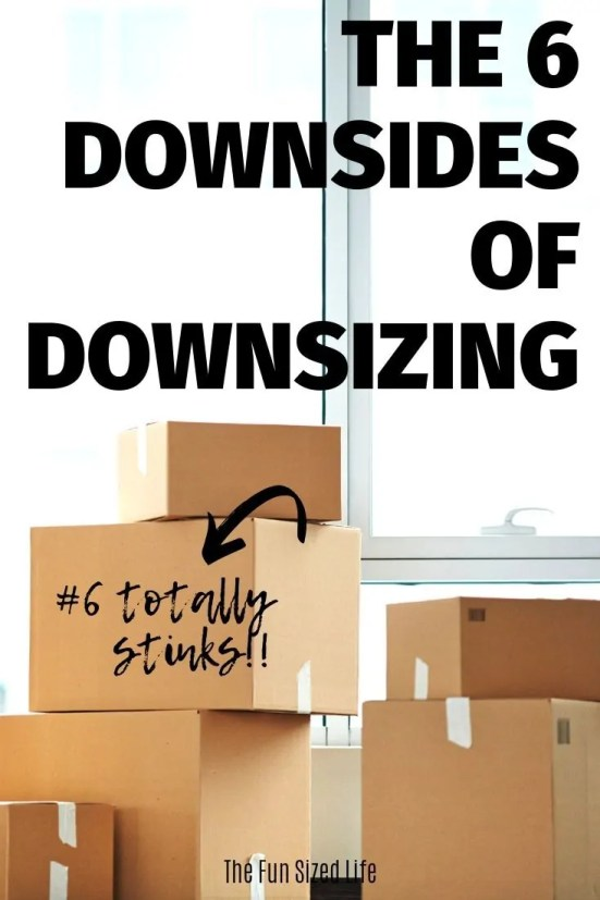 There are actually some serious downsides to small house living with a family that no one really tells you about. So let's dive into what they are.