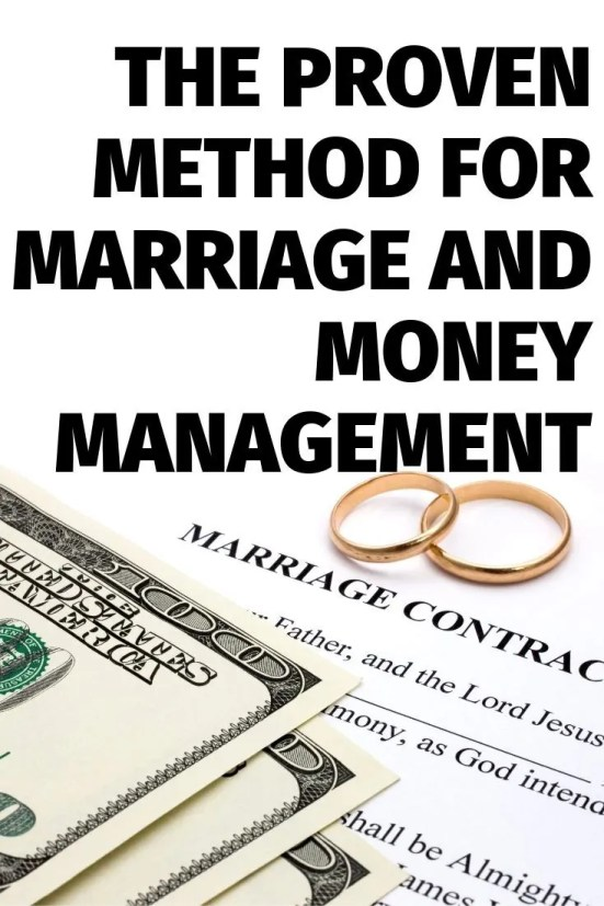 One of the biggest struggles for couples is learnign to manage money as a married couple. This post offers practical and proven advice that will help.