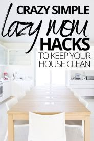 5 Simple Steps to Keep a Clean House Every Day