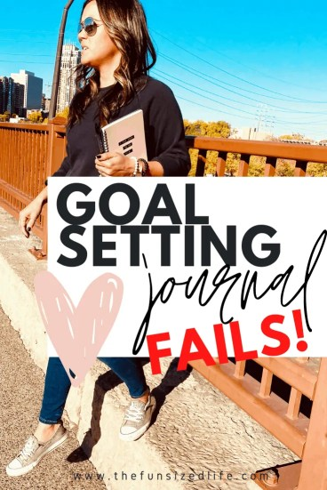 Goal setting is a popular way to journal these days, however, there are some downfalls that most people are not aware of.
