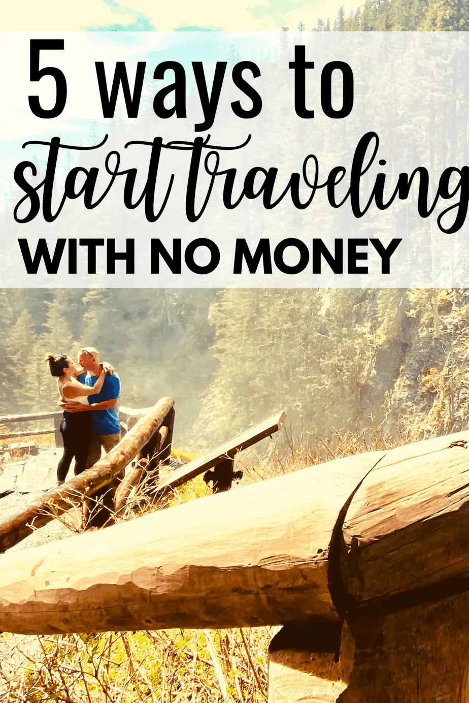 Want to travel more but have absolutely no money? Start with these 5 things our family did to live wanderlust on a tight budget!