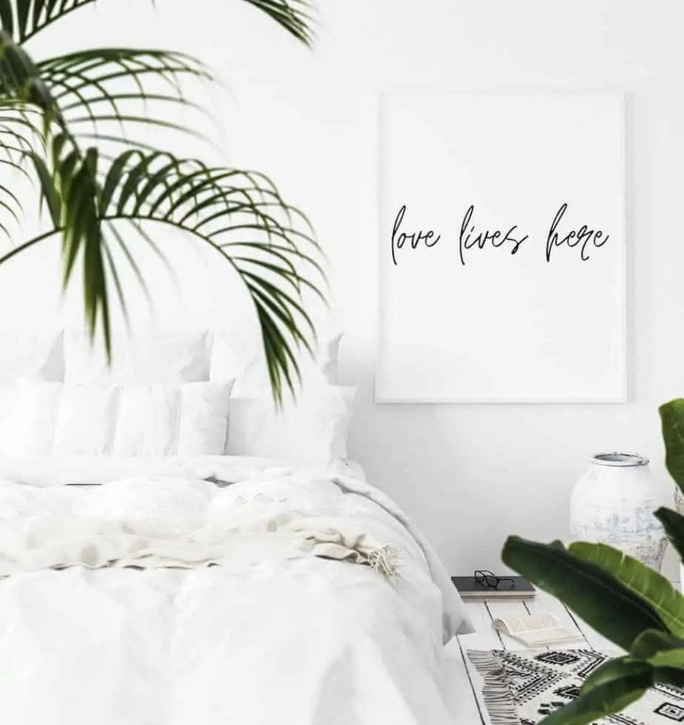 These 5 simple trick will help you clear the energy in your bedroom (or any room) to sleep better and reduce stress.