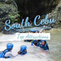 2020 TOP 5 SOUTH CEBU TOURIST ATTRACTIONS (with sample Itinerary & Budget)