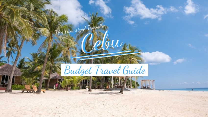 Cebu DIY Itinerary