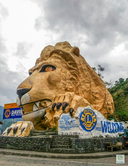 A large rock with a natural shape like that of a lion located at Kennon road. Over the years, the Lion's head has gone several changes in its coloration. The most present is the one in the photo. To get here, go to Harrison road where you can find a jeepney terminal for Camp 7. Tell the driver that you drop off at the Lion's head. Fare is P15. Rating: 2/5