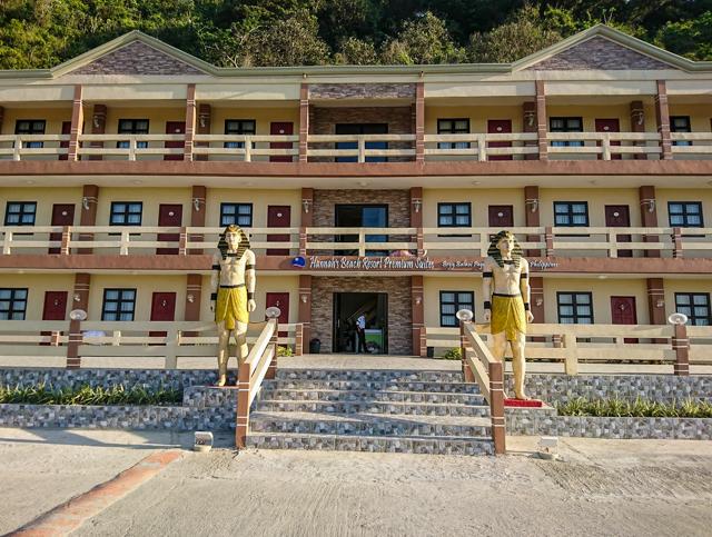Hannah's resort