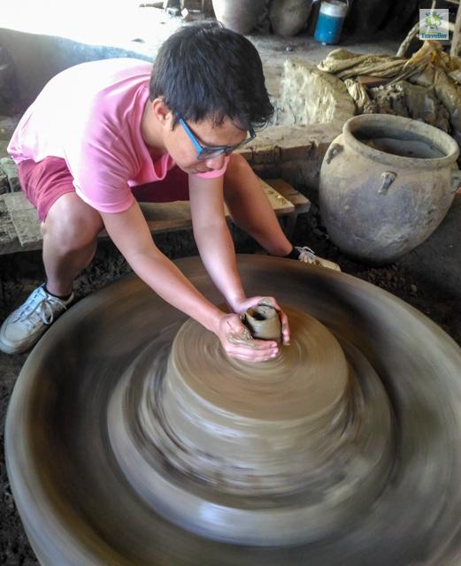 Pagburnayan Pottery