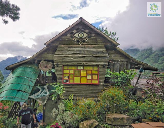 Gaia Cafe in Sagada