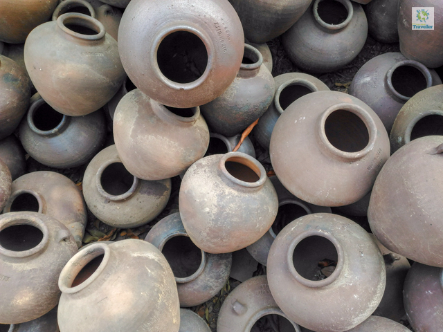 Pagburnayan Pottery Making in Vigan