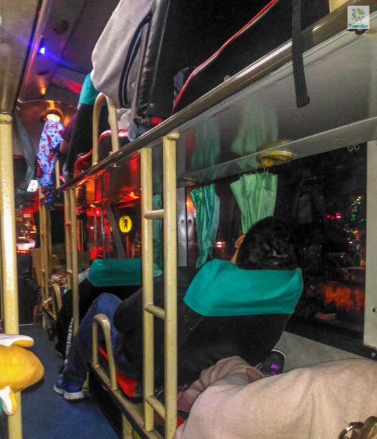 GV Florida sleeper bus.