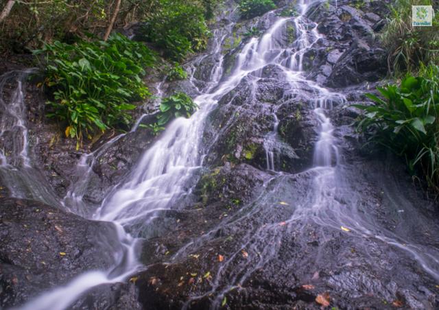 Balatubat Falls of Palaui