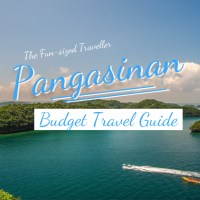 2020 HUNDRED ISLANDS & BOLINAO TRAVEL GUIDE : Itinerary & Budget, Tourist Spots, Things to Do, Recommended Transports, Where to Stay & Other Tips