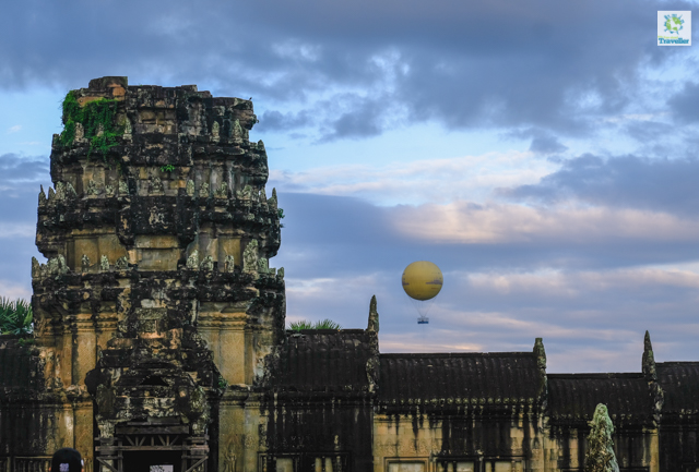 Angkor Hot Air Balloon.