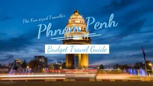 Phnom Penh itinerary