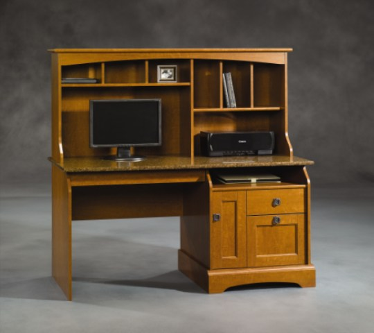 Sauder 408951 Graham Hill Desk Amp Hutch Sauder The