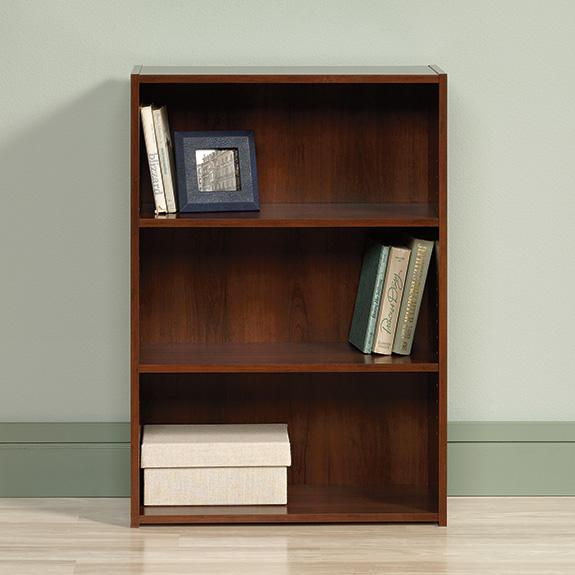 Sauder Beginnings 3 Shelf Bookcase 416438 The
