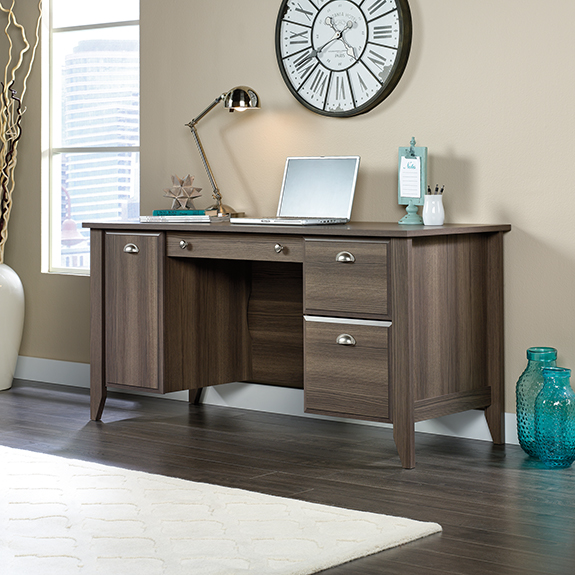 Sauder Shoal Creek Computer Desk 420166 Sauder The Furniture Co