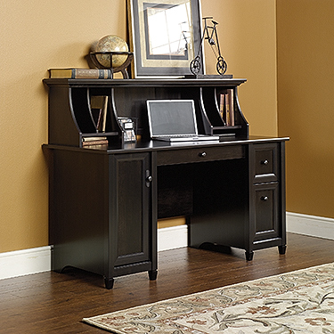 you re viewing sauder edge water computer desk with hutch ps1016 299 00