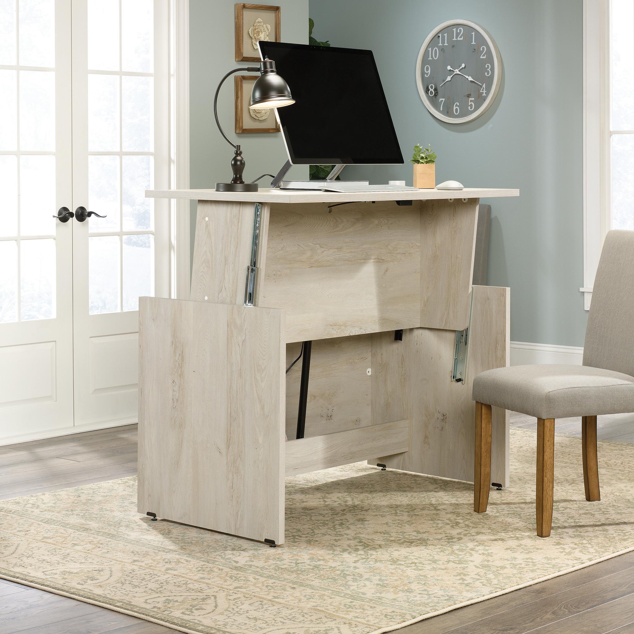 Sauder Costa Sit Stand Desk 422407 Sauder The Furniture Co