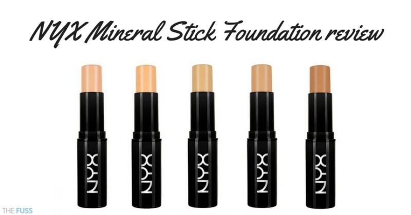 Nyx Professional Makeup Foundation Review Makeupviewco