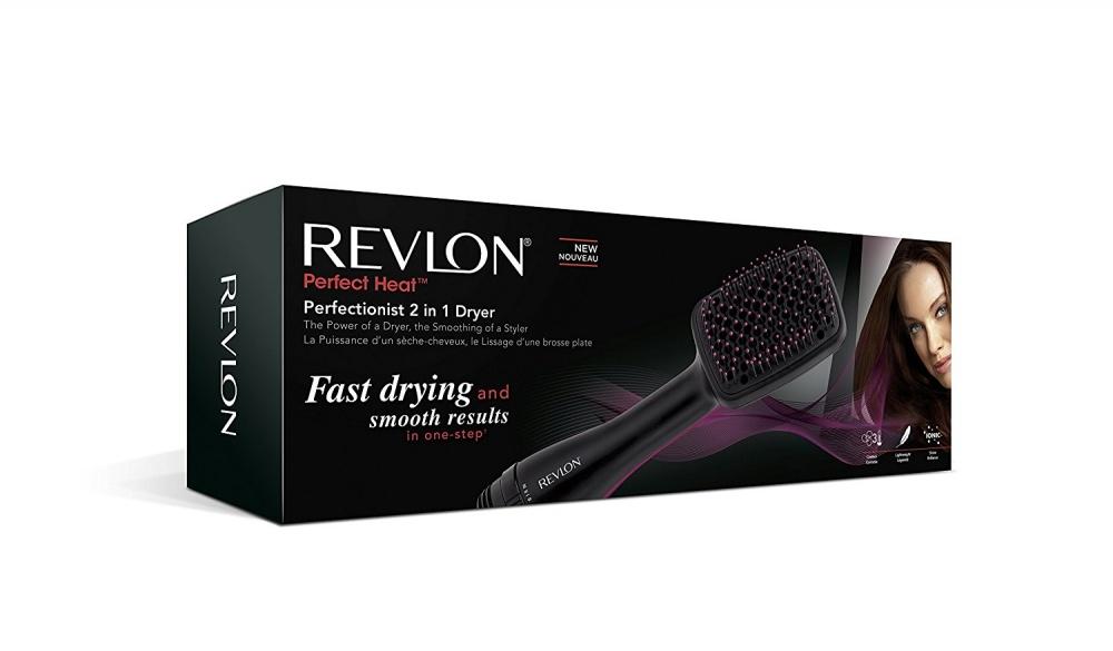 Revlon Pro Salon One Step Hair Dryer Amp Styler Review The