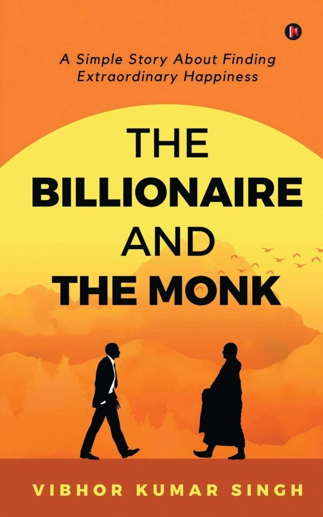 The Billionaire and The Monk