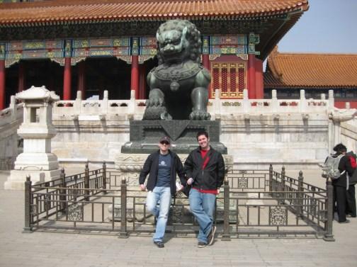 jacob and brian and china