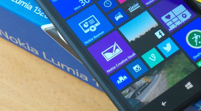 Nokia Lumia 1520 – It will keep your hands full!