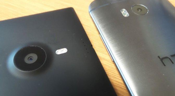 Gadget Man – Episode 4 – Nokia Lumia 1520 vs HTC One M8 – Camera Comparison
