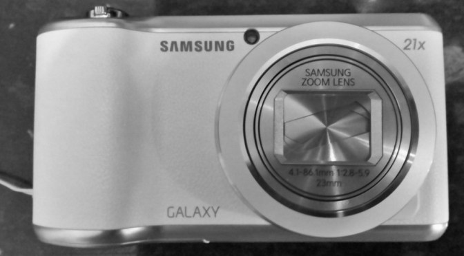 Samsung Galaxy Camera 2, amazing zoom and functionality