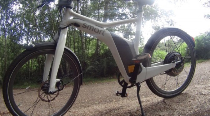 Smart Ebike from Ipswich Mercedes
