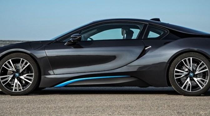 BMW i8 review by Matt Porter, The Gadget Man